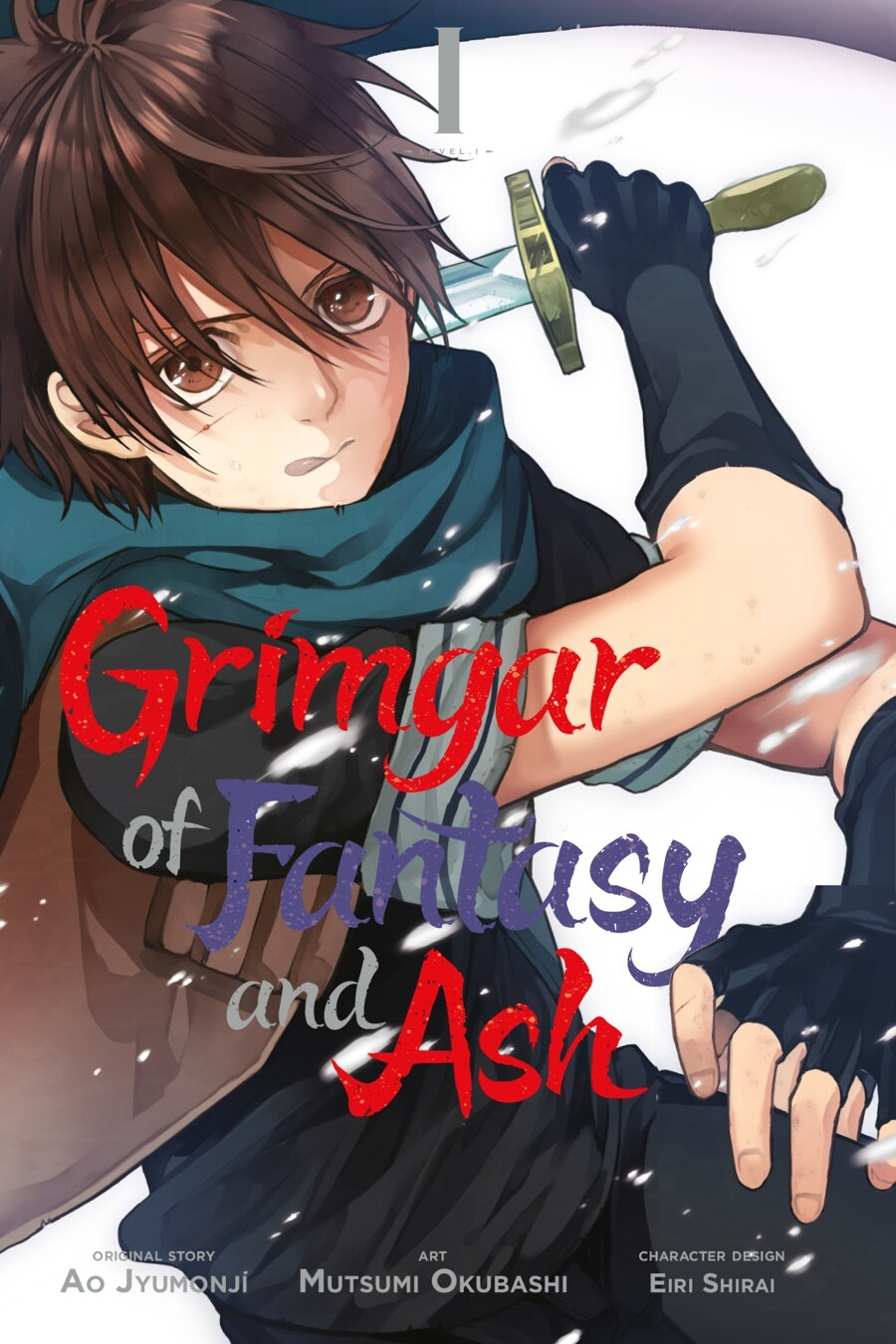 Grimgar of Fantasy and Ash 1