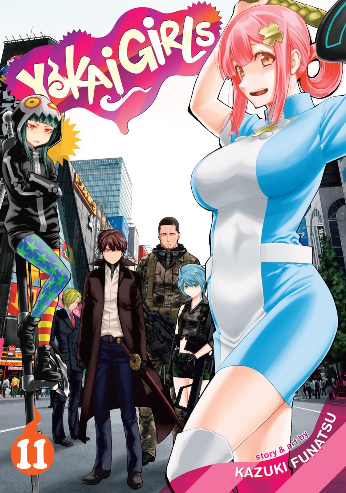 Yokai Girls 11