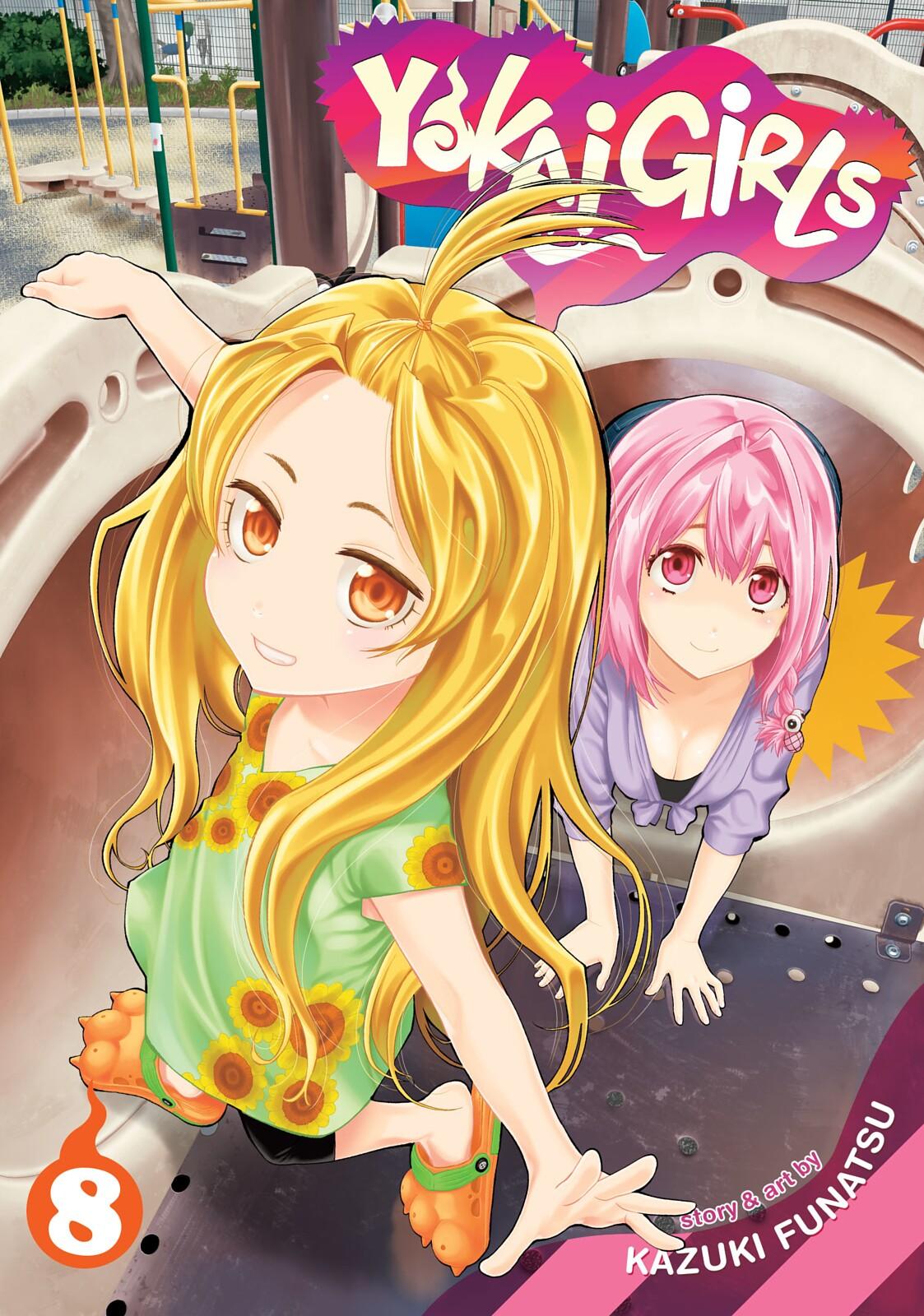Yokai Girls 8