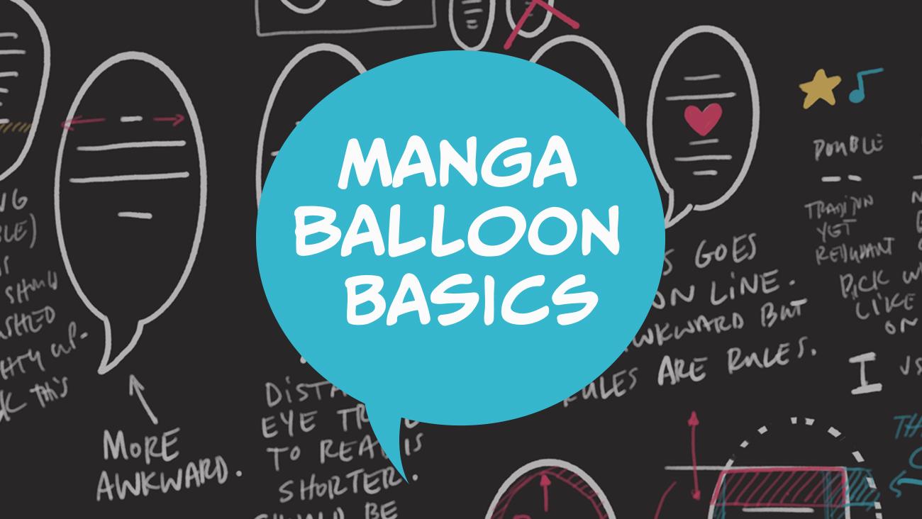Manga Balloon Basics