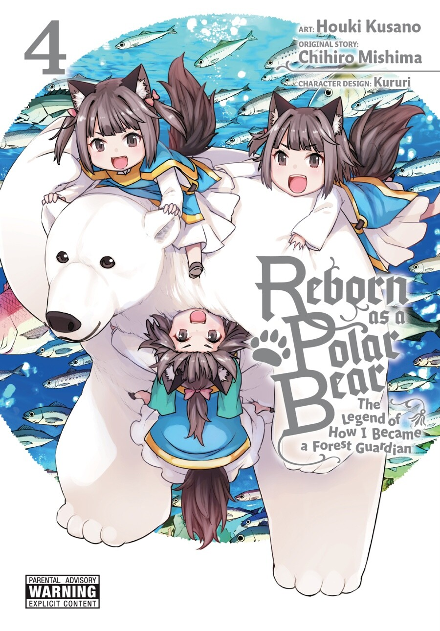 Reborn as a Polar Bear 4